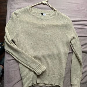 H&M long sleeve knit like